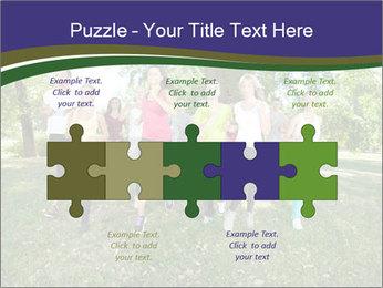 Runners PowerPoint Template - Slide 41