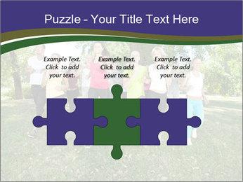 Runners PowerPoint Template - Slide 42