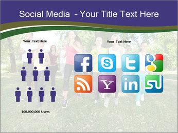 Runners PowerPoint Template - Slide 5