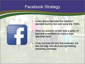 Runners PowerPoint Template - Slide 6