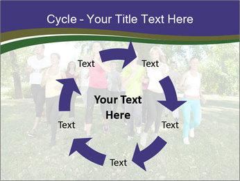 Runners PowerPoint Template - Slide 62