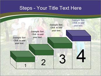 Runners PowerPoint Template - Slide 64