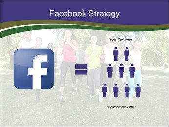 Runners PowerPoint Template - Slide 7
