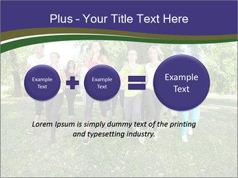 Runners PowerPoint Template - Slide 75