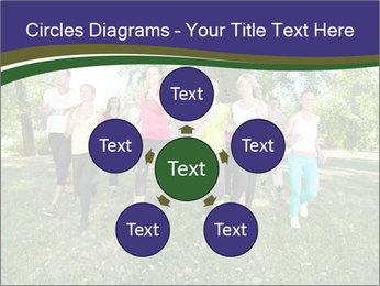 Runners PowerPoint Template - Slide 78