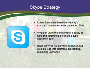 Runners PowerPoint Template - Slide 8