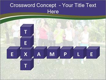 Runners PowerPoint Template - Slide 82