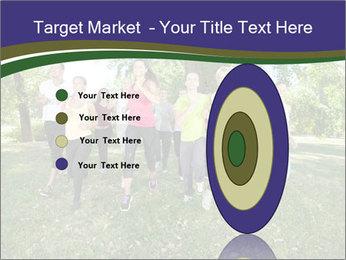Runners PowerPoint Template - Slide 84