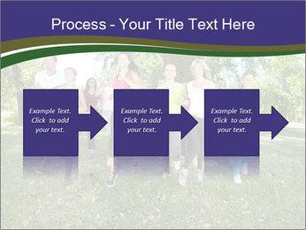 Runners PowerPoint Template - Slide 88