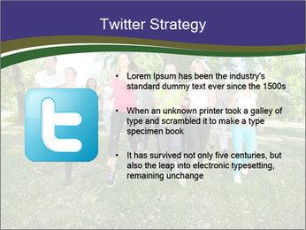 Runners PowerPoint Template - Slide 9