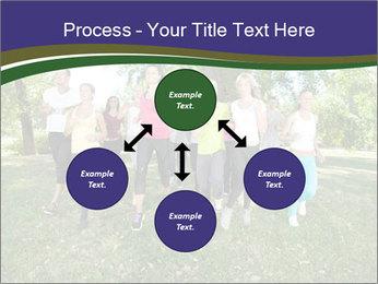 Runners PowerPoint Template - Slide 91
