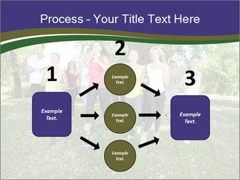 Runners PowerPoint Template - Slide 92