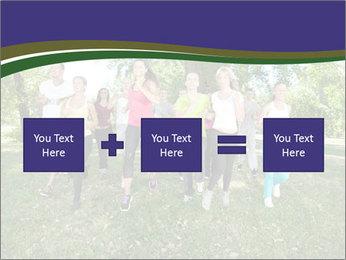Runners PowerPoint Template - Slide 95