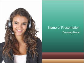 Support technician Plantillas de Presentaciones PowerPoint