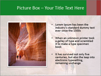 Aslot-canyon PowerPoint Template - Slide 13