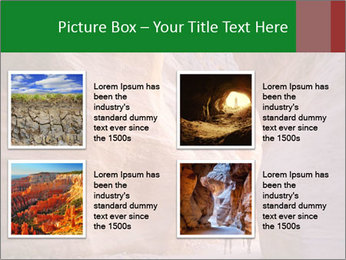 Aslot-canyon PowerPoint Template - Slide 14