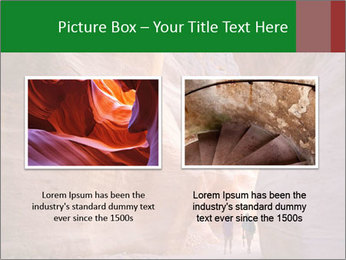 Aslot-canyon PowerPoint Template - Slide 18