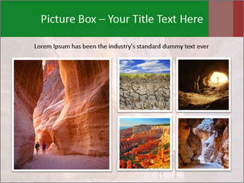 Aslot-canyon PowerPoint Template - Slide 19