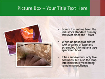 Aslot-canyon PowerPoint Template - Slide 20