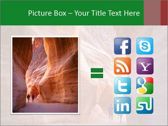 Aslot-canyon PowerPoint Template - Slide 21
