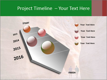 Aslot-canyon PowerPoint Template - Slide 26