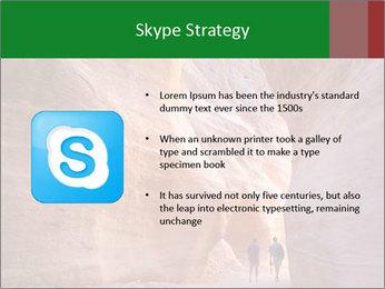 Aslot-canyon PowerPoint Template - Slide 8