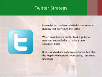 Aslot-canyon PowerPoint Template - Slide 9