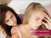 Teenage girl PowerPoint Templates