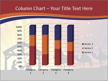 Christmas Nativity scene PowerPoint Templates - Slide 50