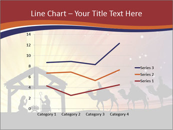 Christmas Nativity scene PowerPoint Templates - Slide 54