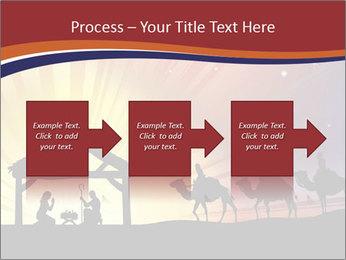 Christmas Nativity scene PowerPoint Templates - Slide 88