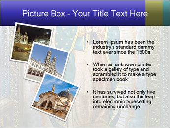 Icon of Our Lady PowerPoint Template - Slide 17