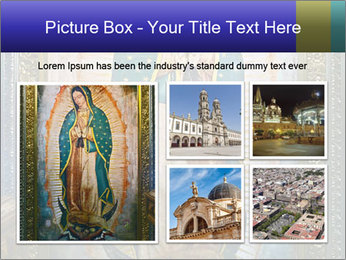Icon of Our Lady PowerPoint Template - Slide 19