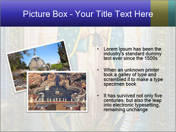 Icon of Our Lady PowerPoint Template - Slide 20