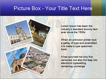 Icon of Our Lady PowerPoint Template - Slide 23