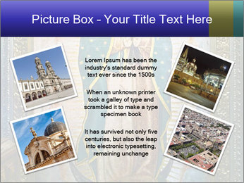 Icon of Our Lady PowerPoint Template - Slide 24