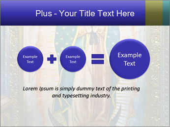 Icon of Our Lady PowerPoint Template - Slide 75