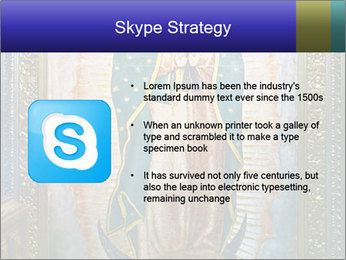 Icon of Our Lady PowerPoint Template - Slide 8