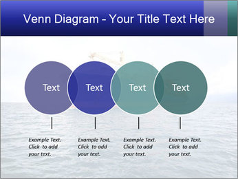 Commercial container ship PowerPoint Template - Slide 32