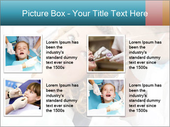 Dentist's office PowerPoint Template - Slide 14