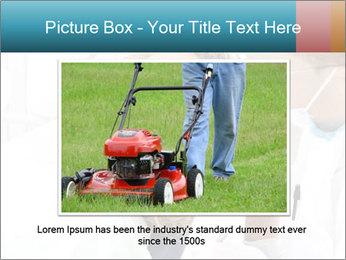 Dentist's office PowerPoint Template - Slide 15