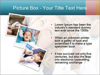 Dentist's office PowerPoint Template - Slide 17