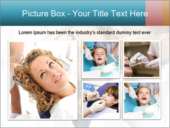 Dentist's office PowerPoint Template - Slide 19