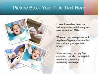 Dentist's office PowerPoint Template - Slide 23
