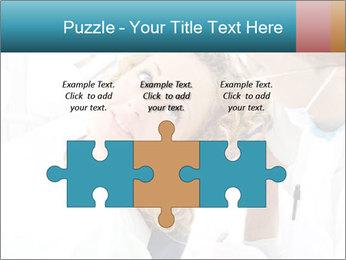 Dentist's office PowerPoint Template - Slide 42