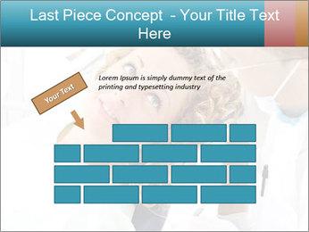 Dentist's office PowerPoint Template - Slide 46