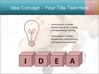 Dentist's office PowerPoint Template - Slide 80