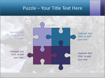 Witch PowerPoint Template - Slide 43
