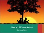 Silhouettes PowerPoint Templates