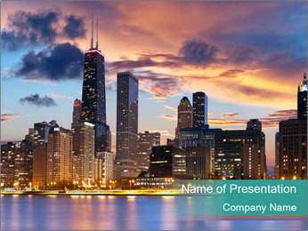 Skyline PowerPoint Template
